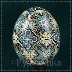 Real Ukrainian Pysanky Chicken Pysanka High Quality byRoman Easter Egg Hand made | Collectibles, Decorative Collectibles, Eggs | eBay!