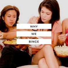 Just why do we #binge and how can we stop it when it becomes uncontrollable? Read on at thewellnessinsider.sg.