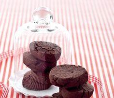 Biscotti doppio cioccolato vegan - da Cucina Naturale
