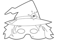 Printable Blank Face. blank face coloring page - getcoloringpages ...