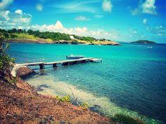 Ilet long au francois #martinique #nature #beautiful #island #paradise #sea #sun #beach