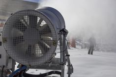Snow cannons covering the slopes with perfect, crisp, white snow Mountain Resort Mountain Resort. Mountain Resort, Nice Place, Cannon, South Africa, Crisp, Snow, Eyes, Let It Snow