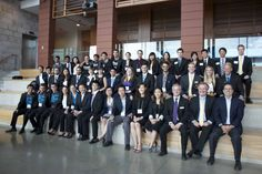 QSII 2013 Group Shot #QIC #QSII #QueensEng