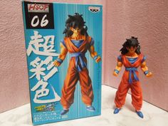 NEW Dragon Ball High Spec Coloring Yamcha with a box Figure HQ DX from Japan