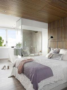 baños integrados en dormitorio - Buscar con Google