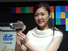 World's first HD camcorder records to SD card | The world's first high-definition SD card camcorder launched today in Tokyo Buying advice from the leading technology site http://minivideocam.com/best-camcorder-in-2015/