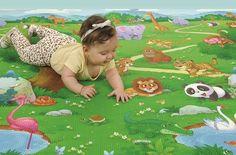 Produtos incríveis para estimular o seu bebê. Acesse: http://mamaepratica.com.br/2016/03/14/produtosbebes/  #bebês #produtos #tapete #cadeirinha #centrodeatividades #dicas  #enxoval #Burigotto