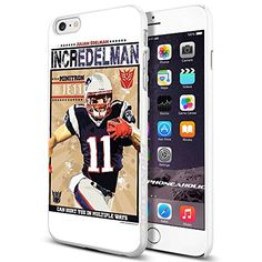 NFL New England Patriots Edelman , , Cool iPhone 6 Plus (6+ , 5.5 Inch) Smartphone Case Cover Collector iphone TPU Rubber Case White [By PhoneAholic] Phoneaholic http://www.amazon.com/dp/B00XQLU7LM/ref=cm_sw_r_pi_dp_ZrLwvb1CH7FVK