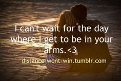 Awesome Long distance love... Best Quotes Love Check more at http://bestquotes.name/pin/146612/