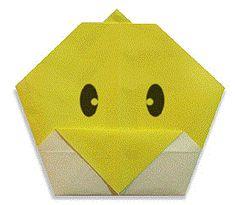 origami ördek