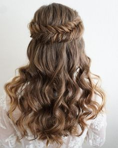 nice 80 Spectacular Hairstyles with Braids -Plaited Fashion-Forward Hairdos Check more at http://newaylook.com/best-hairstyles-with-braids/