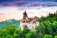 Dracula's Castle and Transylvania Day Trip from Bucharest Vlad El Empalador, Dracula Castle, Peles Castle, Transylvania Romania, Romania Travel, Plitvice Lakes National Park, Excursion, Belle Villa, Yosemite Valley
