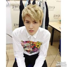 Find images and videos about exo, kris and my on We Heart It - the app to get lost in what you love. Kim Jong Dae, Kim Min Seok, Xiu Min, Kris Exo, Exo K, Wu Yi Fan, Do Kyung Soo, Chinese Boy, Perfect Man