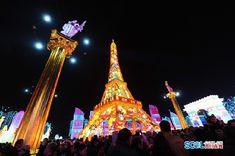 Sichuan : la France à l'honneur au Festival des lanternes de Zigong
