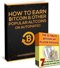 Report Broken Link    [FREE] How To Earn Bitcoin & Other Popular Altcoins On Automatic (Update For 2017)
