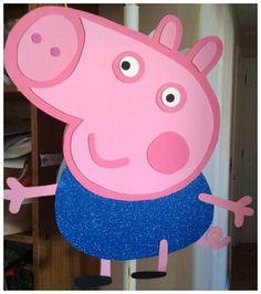 38 best pepa party images on pinterest birthdays pig birthday and 15497 mlc20103796203052014 og 443500 george pigpig aloadofball Choice Image