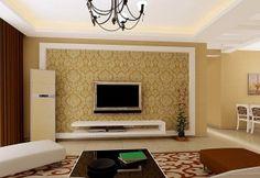 TV wall design