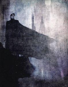Vampire: The Masquerade - Prince of the City by Z-GrimV.deviantart.com on @DeviantArt