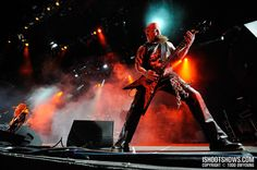 Kerry King of Slayer is a beast.