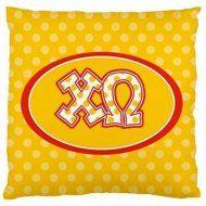 Chi Omega Pillow