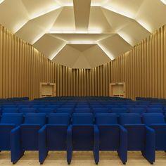 Paper Concert Hall | L'aquila, Italy | Shigeru Ban Architects