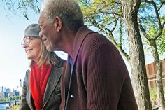 Review: In '5 Flights Up,' a Marriage of Morgan Freeman and Diane Keaton - NYTimes.com
