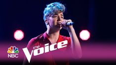"""The Voice 2017 Noah Mac - Instant Save Performance: """"Sign of the Times"""" - YouTube"""