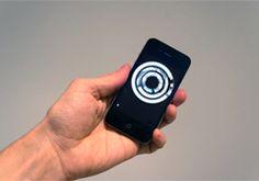 Voittaja, ZKM App Art Award, Prize for artistic innovation. Ihan kiva sisustuselementti/kello, jos sulla sattuu olemaan ylimääräinen pädi tai iPhone...