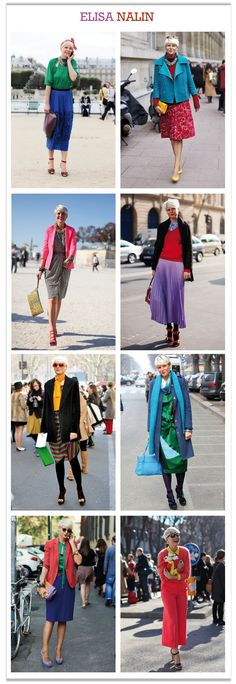 Stylist Elisa Nalin. I think I may have found my style hero.
