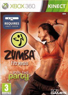 Zumba Fitness Xbox 360 Kinect