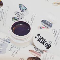 """""""深紫紺 shikon  #nails #nailcolor #nailart #nailpolish #nail #nailartclub #naildesign #beauty #manicure #holonails #instanails #macro #lovenails #ilovenailart…"""""""