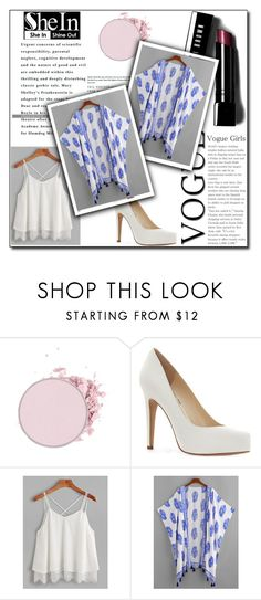 """Untitled #27"" by almina46 ❤ liked on Polyvore featuring Jessica Simpson and Bobbi Brown Cosmetics"