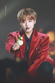180110 Wanna One at Golden Disk Awards #Jihoon