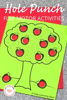 Kids love these hole punch activities. Use the printables to build fine motor skills, for hand strengthening, and to improve hand-eye coordination in a fun and exciting way. Perfect for your preschool, pre-k, kindergarten, special education, occupational therapy classroom, or at home. The printables include shapes and many themes and seasonal printables to use during spring, summer, winter, and fall. Counting Activities, Sensory Activities, Literacy Activities, Preschool Classroom, Kindergarten, Kids Punch, Printable Shapes, Interactive Learning, Building For Kids