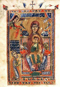 armenian manuscript