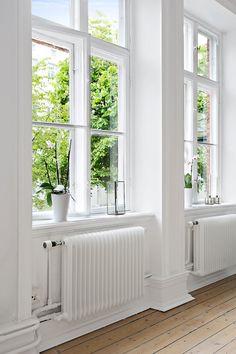 Vackrare fönster får man leta efter