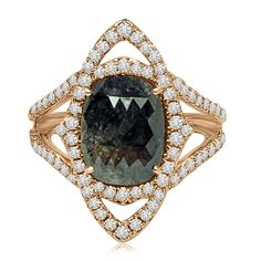 #diamondring #jewelery #coloredstone #rosegold #fashionring #cocktailring #style #fashion #ootd #billigjewelers #sutra