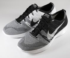 premium selection dbc8a bb030 To know more about Nike HTM nike htm flyknit trainer white black 1 Nike HTM  Flyknit Second Collection, visit Sumally, a social network that gathers  together ...