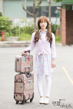 Angel Eyes, Korean Artist, Kdrama, Harajuku, Mini Skirts, Kpop, Korean Dramas, Female, Muse