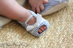 SO sweet! I want them for my sweetest niece