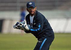 Mahendra Singh Dhoni - Great Wicketkeeper Of Indian Cricket Team #cricket http://topyaps.com/6-time-great-wicketkeepers-indian-cricket-team