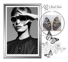 """""""Jbird's Perch 2"""" by semic-merisa ❤ liked on Polyvore featuring women's clothing, women's fashion, women, female, woman, misses, juniors, jewelry, jbirdsperch and realbutterflywingearrings"""