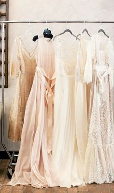 gorgeous gowns