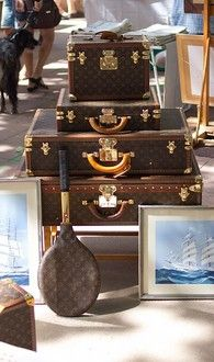 Louis Vuitton Luggage/STYLISH BOARD