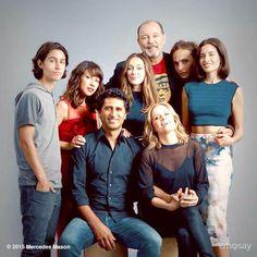 The Cast from Fear The Walking Dead