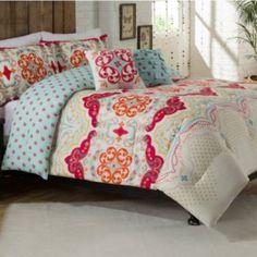 Vue Milo Reversible Comforter Set