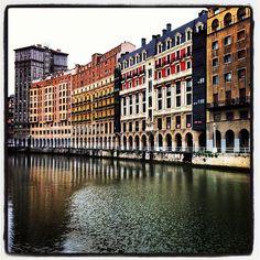 Bilbao - May 2012 Euro Trip!  #AmericanApparel and #PinATripWithAA