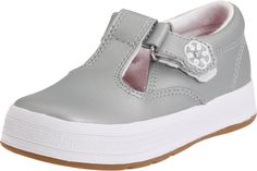 Amazon.com: Keds Daphne T-Strap Sneaker (Toddler/Little Kid): Shoes 32