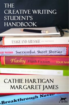 Book jacket of The Creative Writing Student's Handbook by Margaret James and Cathie Hartigan Book Jacket, Best Teacher, Creative Writing, Short Stories, Fiction, Success, Positivity, Student, Names