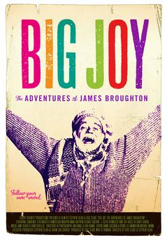 """""""Big Joy: the Adventures of James Broughton"""" is a new feature length documentary exploring the weird wonder brought to the world by this poet and filmmaker.  Watch the Trailer: bigjoy.org #SXSW2013"""
